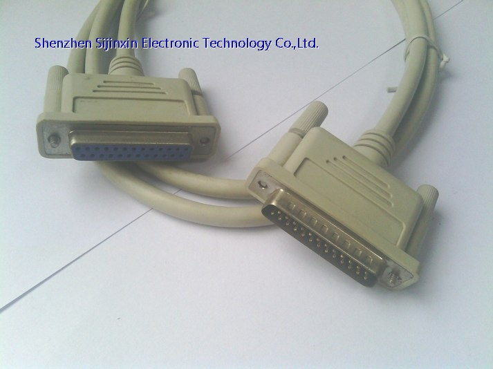 DB25 printer cable