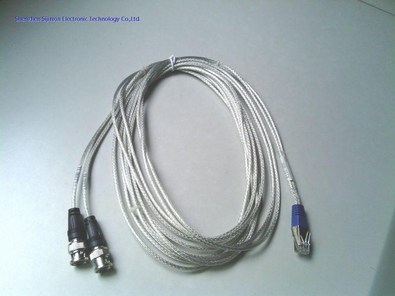 cab-e1-rj45bnc cisco compatible e1 dual bnc to rj45 unbalanced