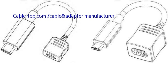 usb3 1 type c to usb3 0 a female cable manufacturer cable