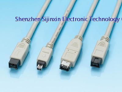 IEEE1394 9P/6P/4P Firewire cable