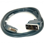 CAB-V35FC Cisco Compatible LFH60 Male to Female DCE V35 Cable 10 ft 72-0792-01