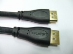molded DisplayPort male to male Cable
