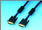 1-50ft High resolution DVI 24+1/24+5 Dual link Monitor cable